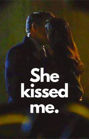She kissed me. by kcchameleon