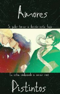 Amores Distintos ( CONCLUÍDA) cover