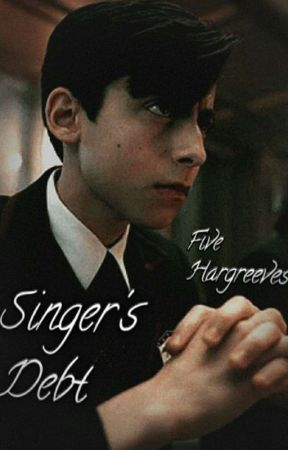 Singer's Debt ☆ Five Hargreeves  by Deeply_Umbrella