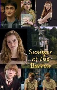 Summer at the Burrow cover