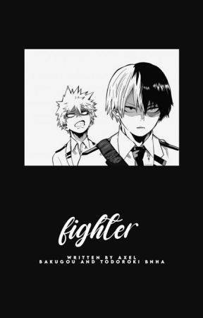 FIGHTER.  by akabanehoe