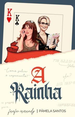 A Rainha (Mirandy - Intersexual) by _pamsantos