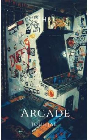 arcade; johnjae  by mrew127