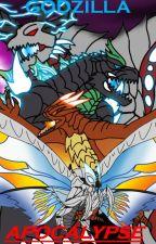 Godzilla: Apocalypse by tyler2706
