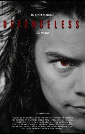 DEFENCELESS || LARRY STYLINSON [omegaverse] by littlebabyhazza