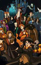 Harry Potter Oneshots by tjxtea