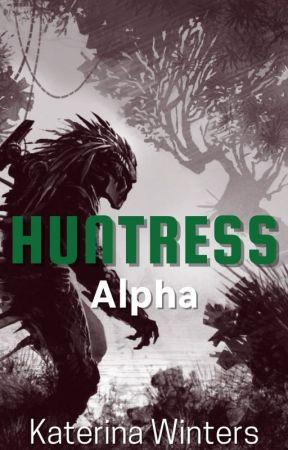 Predator: Huntress - Alpha by katerinawinters