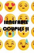 Innefable Couples [Good Omens] by IzumiBaskerville