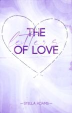 The Letters Of Love ✓  by XoXo_girly03