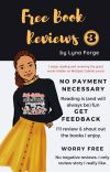 FREE Book Reviews cover