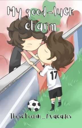 My goodluck charm (Larry AU short story) by ThoseFookin_Avacados