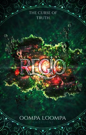 RegIO (Book II Of The IO series) by oompa_2