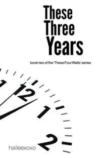These Three Years (Raura) cover