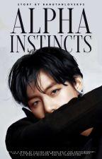 ALPHA INSTINCTS | VKOOK by Bangtanlover95