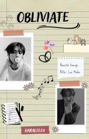 Obliviate (SKZ/ LEE KNOW)  by Ninet28