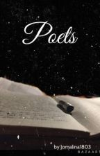 Poets - What is going on inside?  by Jomalina1803