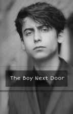 The Boy Next Door || Aidan Gallagher - DISCONTINUED??? by sagwriter5
