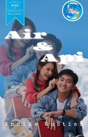 A I R  D A N  A P I  by andikaa_58