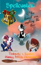 Spellcaster (Shoto x Reader {Harry Potter Crossover}) by Bnhareaderwriter611