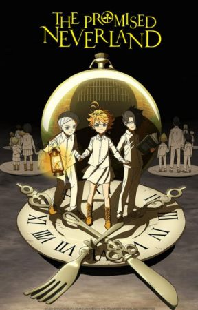 The Promised Neverland x Male Reader by Tinytoast1