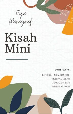 Pentigraf - Kisah Kisah Pendek by dhidieMoe