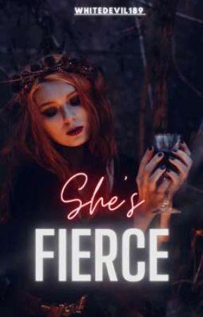 She's Fierce by WhiteDevil189