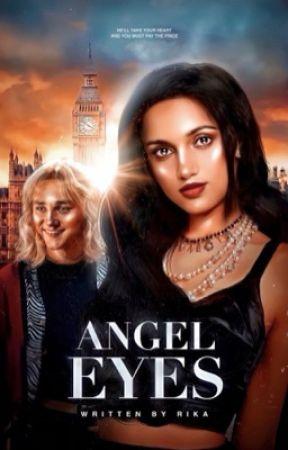 Angel Eyes ━━ Roger Taylor  by celineebabee