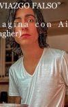 Noviazgo falso  (IMAGINA CON AIDAN GALLAGHER) cover
