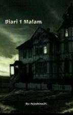 Diari 1 Malam [Ejen Ali FF] by NcJoshina24