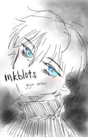 watercolor inkblots | g. satoru by tatamiis
