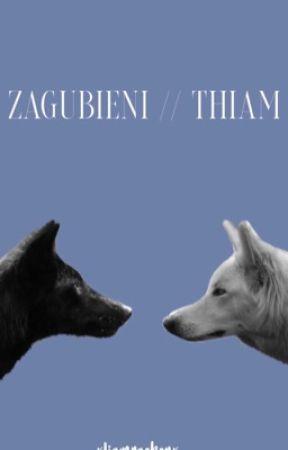 Zagubieni // Thiam by xliamraekenx