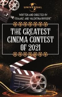 🍿 CINEMA CONTEST 2021 🎬 cover