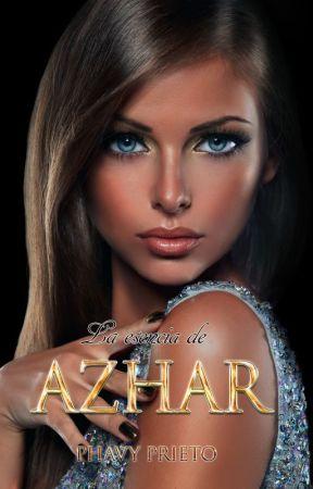 Azhar (III LIBRO DE LA SAGA FLOR) by FabiolaGp