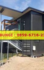 MURAH BANGET, CALL 0859-6716-2367, harga beli container by DistributorKontainer