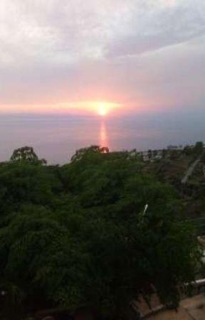 il sole all'orizzonte  by StellaScioni