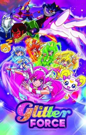 Glitter Force Next Generation by Kaprilover