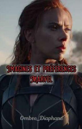Imagines et Préférences Marvel by Ombre_Diaphane