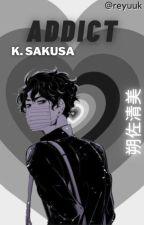 ⦁ 𝐀𝐃𝐃𝐈𝐂𝐓 ⦁ ⸝⸝ kiyoomi sakusa - ꒰✔️꒱ by REYUUK