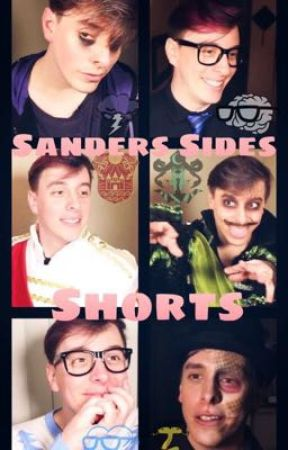 Sanders Sides Shorts by BlueBatss