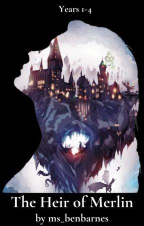 The Heir of Merlin - Part 1   Harry x Reader by ms_benbarnes