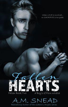 Fallen Hearts: Fallen Book 2 (a Boys of Porn novella) by AMS1971