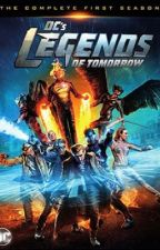 Dc Legends Of Tomorrow Immortal Wolves by guko1234