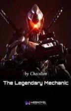 The Legendary Mechanic by InkMonster05