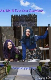 Ask Mal & Evie Your Questions cover