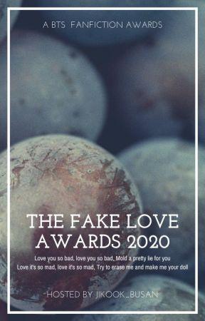 THE FAKE LOVE AWARDS PRIZE DISTRIBUTION by Jikook_Busan
