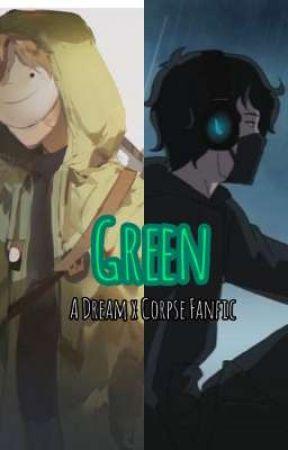 Green (Dream x Corpse)  by nagito_hopebagel