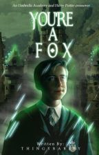 • You're a Fox • || Five Hargreeves x Tom Marvolo Riddle by Thingybabiby