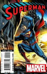Marvel's Superman   MCU × Male Reader cover