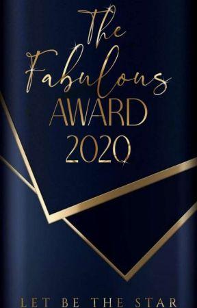 The Fabulous Award 2020✅ by mrsmeow_