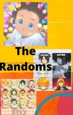 🍮🐊  Ťᕼ𝐞 R𝔞Nᗪσms.  🐍😾 | TPN x READER - Edition by _AnimeFriendsYT_